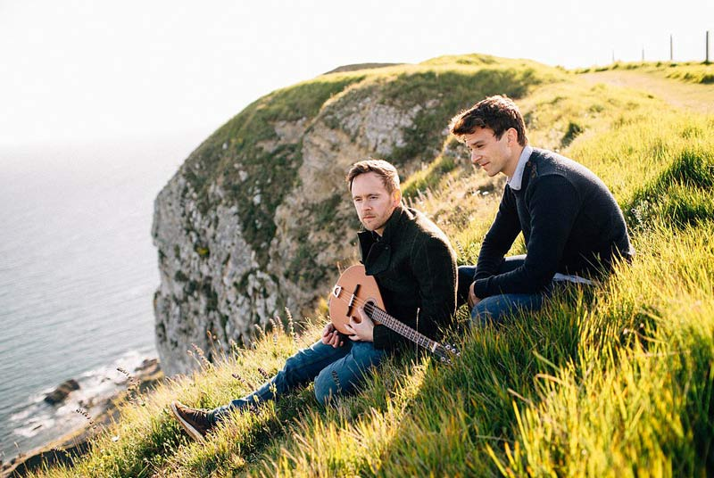 Ninebarrow at Wimborne Minster Folk Festival 2017